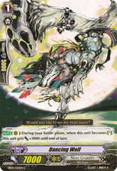 Dancing Wolf - EB04/025EN - C on Channel Fireball