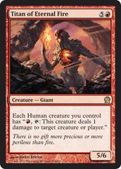 Titan of Eternal Fire