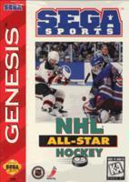 NHL All-Star Hockey 95