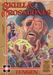 Skull & Crossbones (Tengen - Black Cartridge)