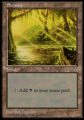 Swamp (Green Light) on Channel Fireball