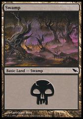 Swamp (290) - Foil on Channel Fireball