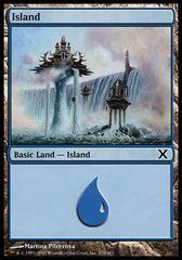 Island (370) - Foil