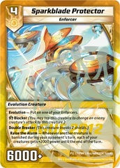 Sparkblade Protector