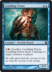 Crackling Triton on Channel Fireball