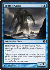 Benthic Giant - Foil on Channel Fireball