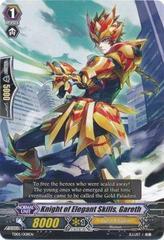 Knight of Elegant Skills, Gareth - TD08/009EN - TD