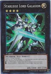 Starliege Lord Galaxion - JOTL-EN050 - Super Rare - Unlimited Edition