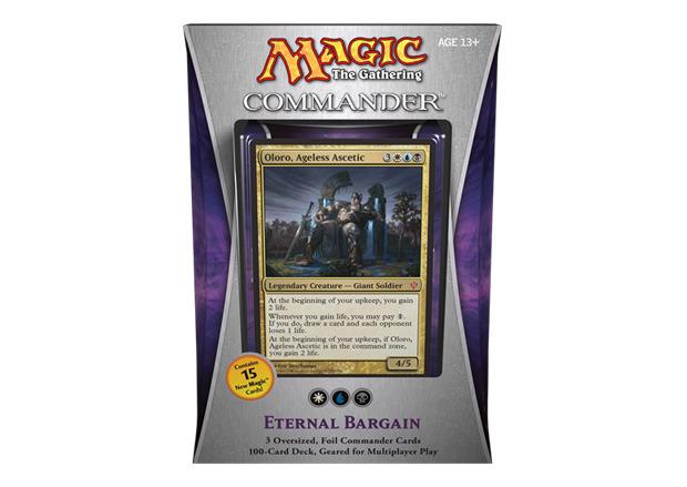 Commander 2013: Eternal Bargain