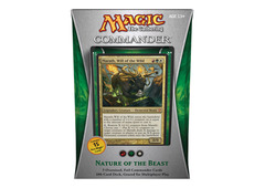 Commander 2013: Nature of the Beast Deck