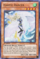 Harpie Dancer - LCJW-EN097 - Ultra Rare - 1st Edition