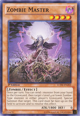 Zombie Master - LCJW-EN202 - Common - 1st Edition
