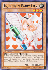 Injection Fairy Lily - LCJW-EN280 - Common - 1st Edition