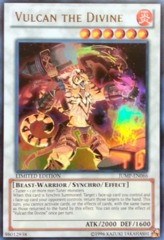 Vulcan the Divine - JUMP-EN066 - Ultra Rare - Limited Edition