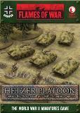 Hetzer Platoon with Flammpanzer (option)