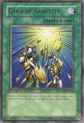 Card of Sanctity - DPYG-EN025 - Rare - Unlimited Edition