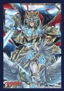 Cardfight! Vanguard Vol. 77 Solitary Liberator, Gancelot Sleeves (53ct)