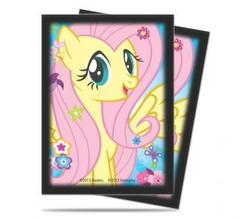 84156 - Ultra PRO My Little Pony Fluttershy Deck Protector Sleeves (65 ct.) on Channel Fireball