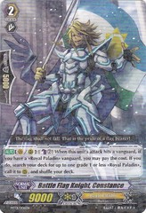 Battle Flag Knight, Constance - MT01/006EN - TD