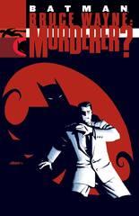 Batman Bruce Wayne Murderer Tp New Ed