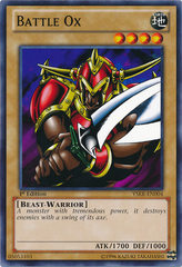 Battle Ox - YSKR-EN004 - Common - 1st Edition