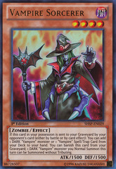 Vampire Sorcerer - SHSP-EN029 - Ultra Rare - Unlimited Edition