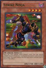 Strike Ninja - Green - DL13-EN005 - Rare - Unlimited Edition on Channel Fireball