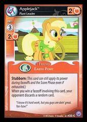 Applejack, Plant Leader - F12