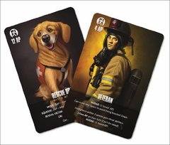 Flash Point: Fire Rescue - Veteran and Rescue Dog Expansion