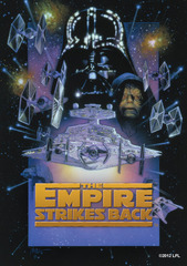 Art Sleeves - The Empire Strikes Back (50ct)