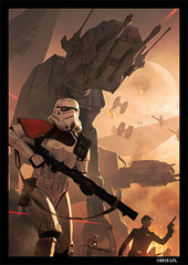 Art Sleeves - Trooper Assault (50ct)
