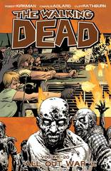 Walking Dead Tp Vol 20 All Out War Pt 1 (Mr)