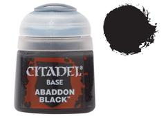 Abaddon Black - Base (12ml)