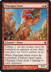 Pharagax Giant - Foil
