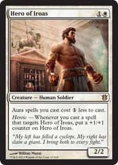 Hero of Iroas - Foil