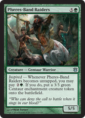 Pheres-Band Raiders - Foil