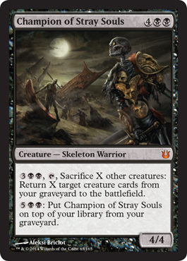 Champion of Stray Souls - Foil