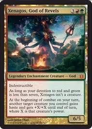 Xenagos, God of Revels - Foil