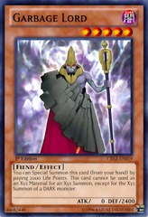 Garbage Lord - BPW2-EN055 - Common - 1st Edition