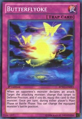 Butterflyoke - BPW2-EN093 - Super Rare - 1st Edition on Channel Fireball