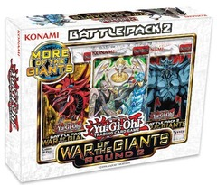 Yu-Gi-Oh Battle Pack 2: War of the Giants Round 2 Kit