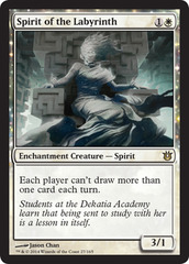 Spirit of the Labyrinth - Foil