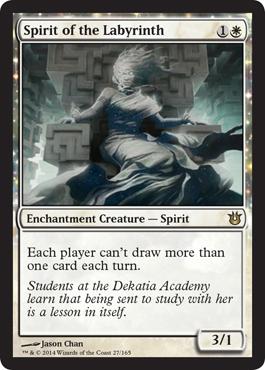 Spirit of the Labyrinth - Foil