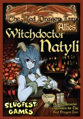 Red Dragon Inn: Allies - Witchdoctor Natyli