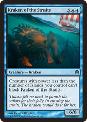 Kraken of the Straits - Foil