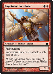 Impetuous Sunchaser - Foil