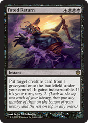 Fated Return - Foil