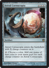 Astral Cornucopia on Channel Fireball