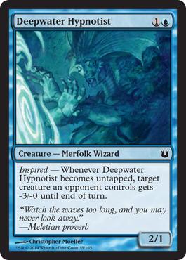 Deepwater Hypnotist - Foil