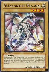 Alexandrite Dragon - BP02-EN004 - Common - Unlimited Edition on Channel Fireball
